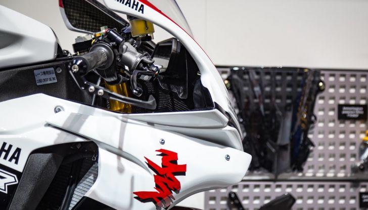 Novità Yamaha a EICMA 2018 - Foto 20 di 33