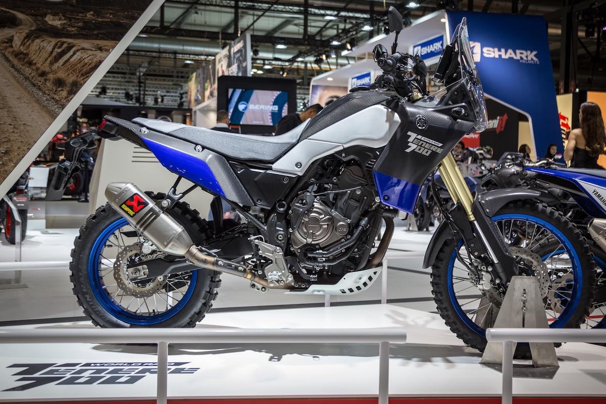 Novità Yamaha a EICMA 2018 - Foto 21 di 33