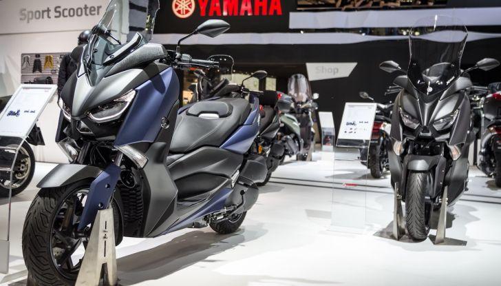 Novità Yamaha a EICMA 2018 - Foto 22 di 33