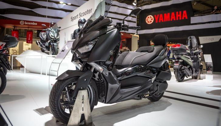 Novità Yamaha a EICMA 2018 - Foto 24 di 33