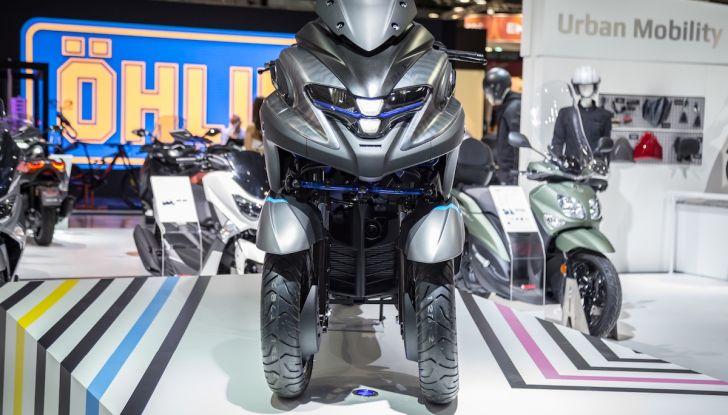 Novità Yamaha a EICMA 2018 - Foto 4 di 33