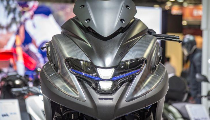 Novità Yamaha a EICMA 2018 - Foto 27 di 33
