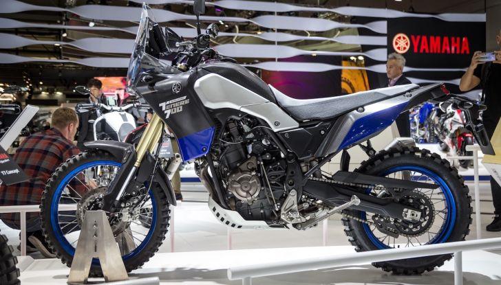Novità Yamaha a EICMA 2018 - Foto 3 di 33