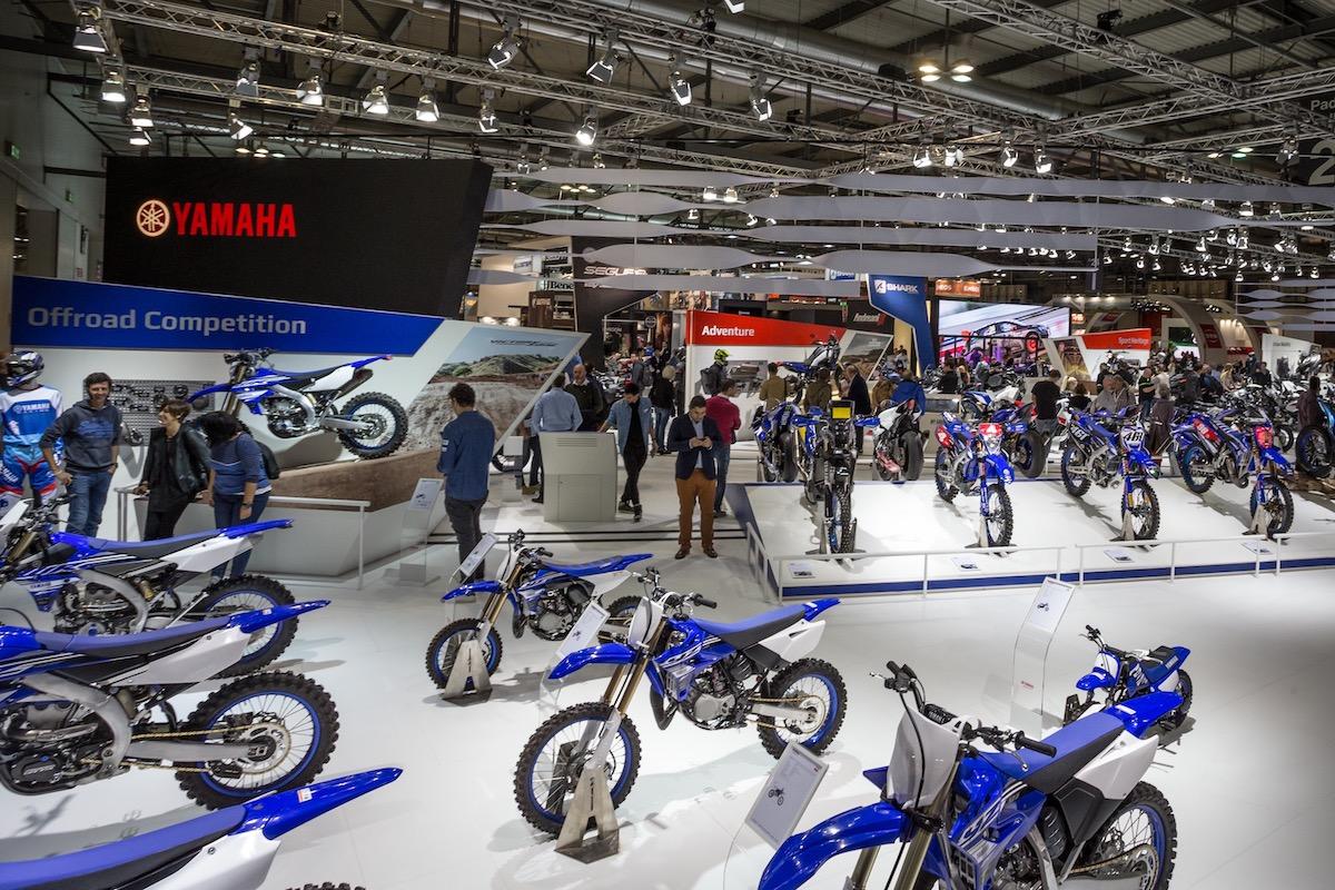 Novità Yamaha a EICMA 2018 - Foto 31 di 33