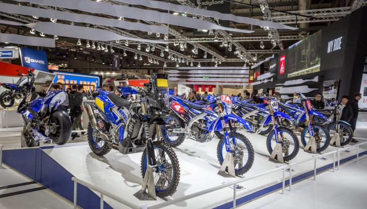 Novità Yamaha a EICMA 2018 - Foto 33 di 33