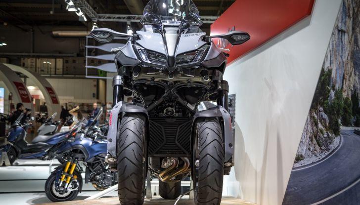 Novità Yamaha a EICMA 2018 - Foto 12 di 33