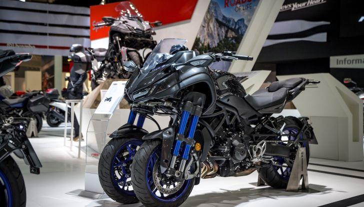 Novità Yamaha a EICMA 2018 - Foto 13 di 33