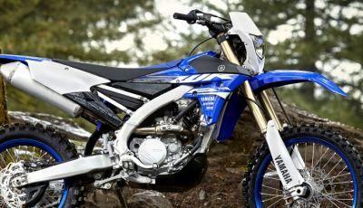 Yamaha Enduro Pro-Tour: prova tu!