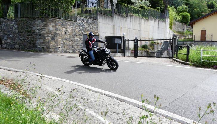 Yamaha MT-09: prova della naked 3 cilindri made in Japan - Foto 3 di 25