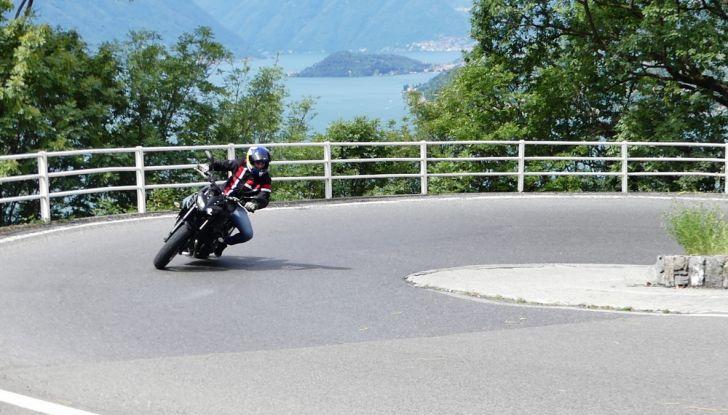 Yamaha MT-09: prova della naked 3 cilindri made in Japan - Foto 10 di 25