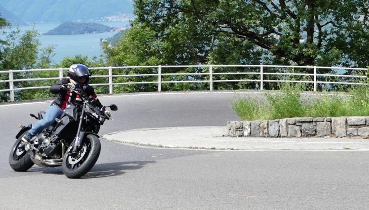 Yamaha MT-09: prova della naked 3 cilindri made in Japan - Foto 11 di 25