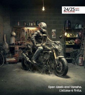 Yamaha Open Week-End 2012