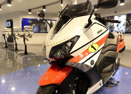Yamaha TMax 530 versione Giacomo Agostini - Foto 13 di 39