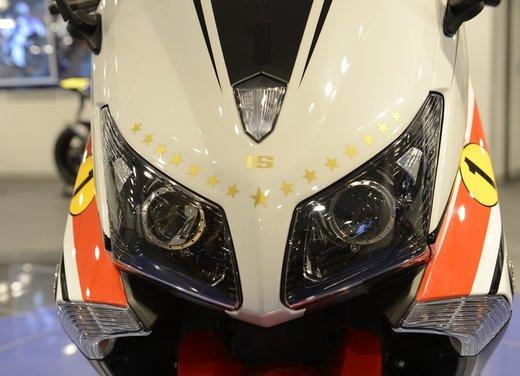 Yamaha TMax 530 versione Giacomo Agostini - Foto 14 di 39