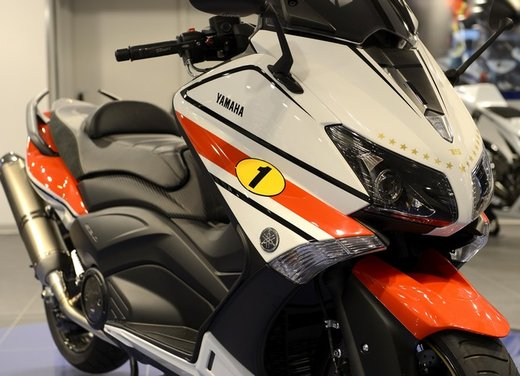 Yamaha TMax 530 versione Giacomo Agostini - Foto 16 di 39