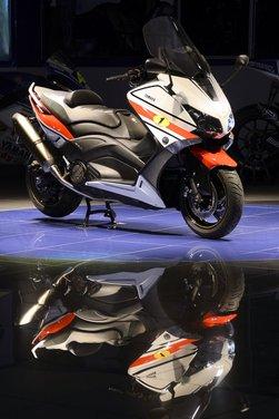 Yamaha TMax 530 versione Giacomo Agostini - Foto 22 di 39