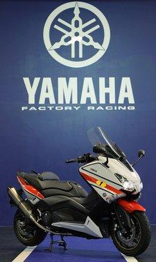Yamaha TMax 530 versione Giacomo Agostini - Foto 11 di 39