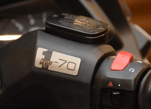 Yamaha TMax 530 versione Giacomo Agostini - Foto 31 di 39