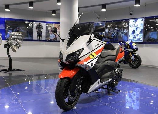 Yamaha TMax 530 versione Giacomo Agostini - Foto 4 di 39