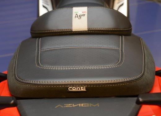 Yamaha TMax 530 versione Giacomo Agostini - Foto 34 di 39