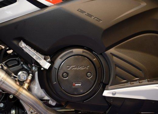 Yamaha TMax 530 versione Giacomo Agostini - Foto 36 di 39
