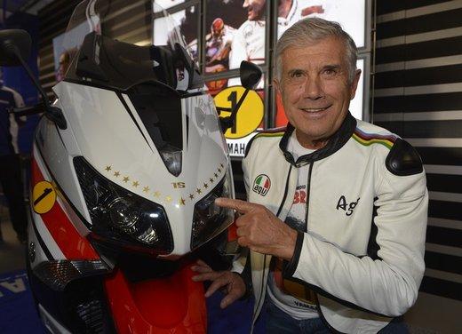 Yamaha TMax 530 versione Giacomo Agostini - Foto 2 di 39