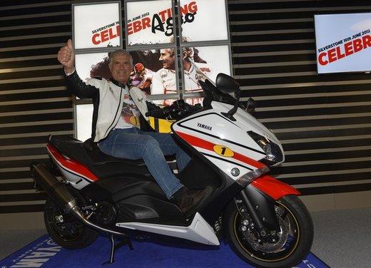 Yamaha TMax 530 versione Giacomo Agostini