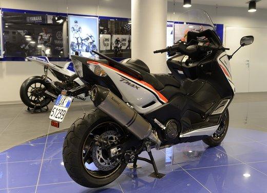Yamaha TMax 530 versione Giacomo Agostini - Foto 7 di 39