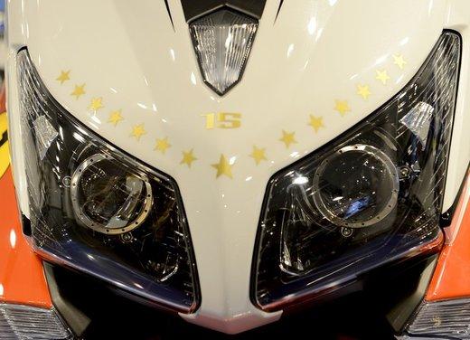 Yamaha TMax 530 versione Giacomo Agostini - Foto 12 di 39