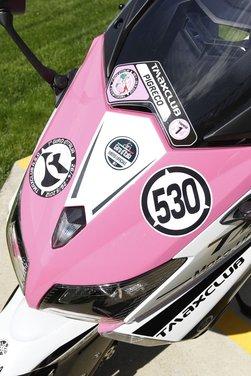 Yamaha TMax 530 e Club TMax ASD al via del Giro d'Italia del Record - Foto 8 di 19