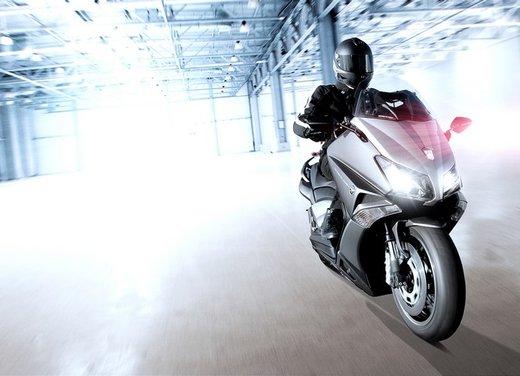 Yamaha TMax Hyper Modified by Ludovic Lazareth - Foto 8 di 20