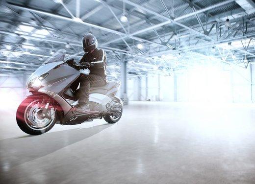 Yamaha TMax Hyper Modified by Ludovic Lazareth - Foto 7 di 20