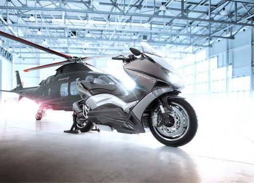 Yamaha TMax Hyper Modified by Ludovic Lazareth - Foto 12 di 20