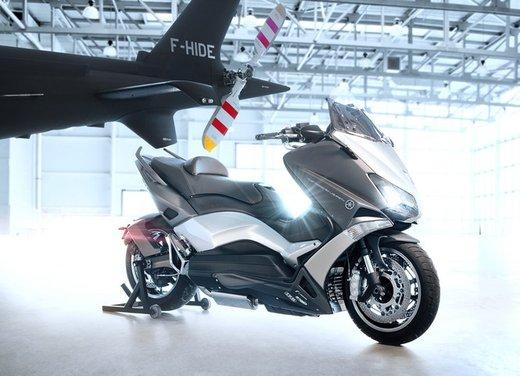 Yamaha TMax Hyper Modified by Ludovic Lazareth - Foto 13 di 20