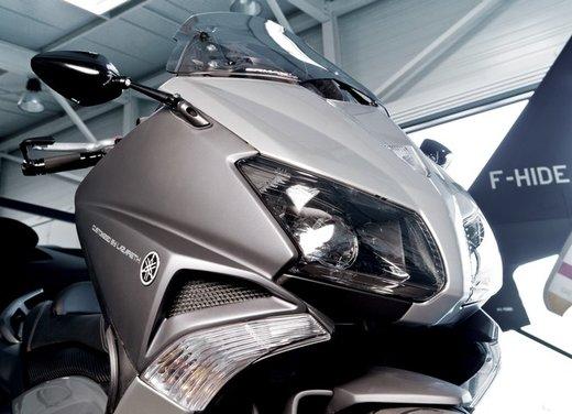 Yamaha TMax Hyper Modified by Ludovic Lazareth - Foto 14 di 20