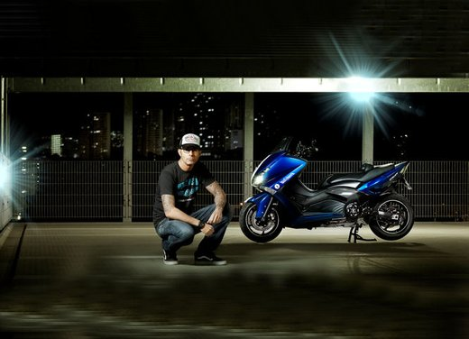 Yamaha TMax Hyper Modified by Marcus Walz - Foto 24 di 33