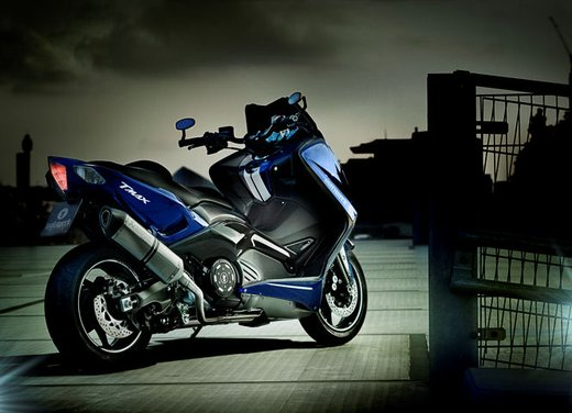 Yamaha TMax Hyper Modified by Marcus Walz - Foto 18 di 33