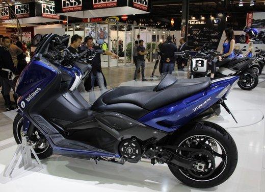 Yamaha TMax Hyper Modified by Marcus Walz