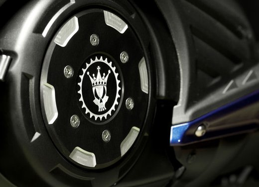 Yamaha TMax Hyper Modified by Marcus Walz - Foto 32 di 33