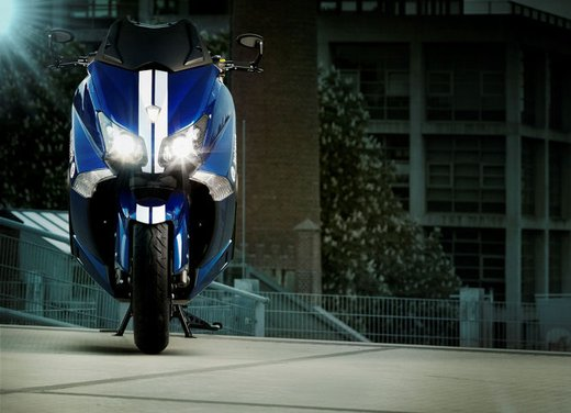 Yamaha TMax Hyper Modified by Marcus Walz - Foto 25 di 33