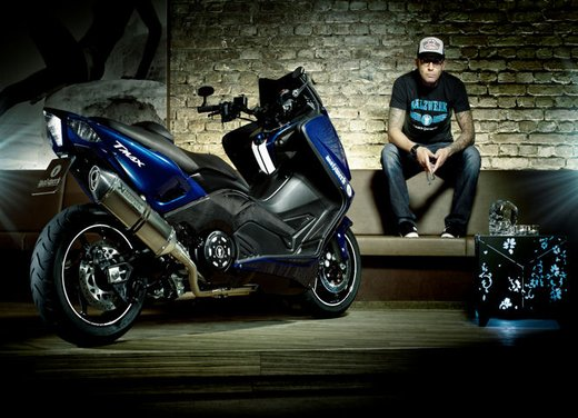Yamaha TMax Hyper Modified by Marcus Walz - Foto 27 di 33