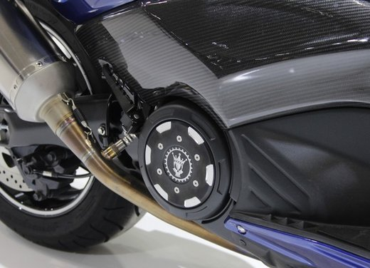 Yamaha TMax Hyper Modified by Marcus Walz - Foto 6 di 33