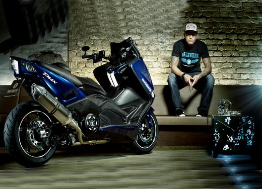 Yamaha TMax Hyper Modified by Marcus Walz - Foto 20 di 33