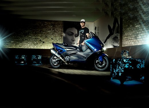 Yamaha TMax Hyper Modified by Marcus Walz - Foto 22 di 33