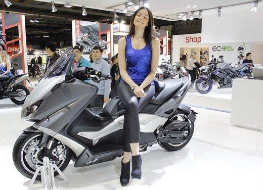 Yamaha TMax Hyper Modified by Ludovic Lazareth