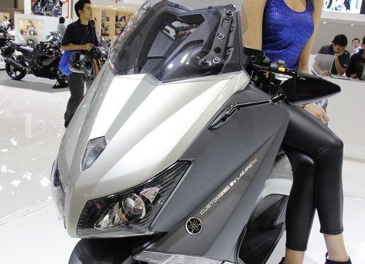 Yamaha TMax Hyper Modified by Ludovic Lazareth - Foto 4 di 20