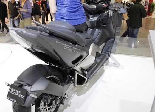 Yamaha TMax Hyper Modified by Ludovic Lazareth - Foto 6 di 20