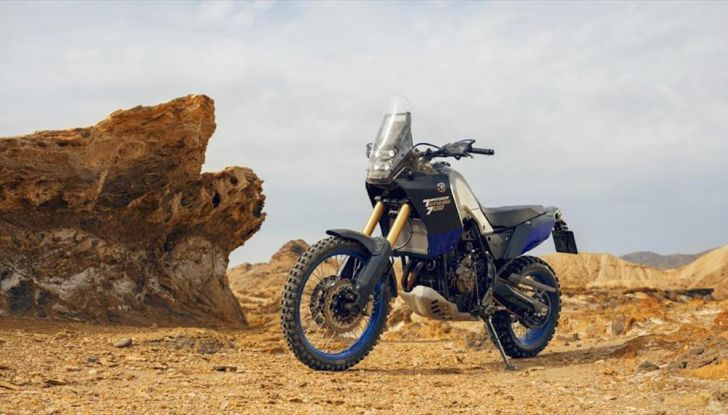Yamaha Ténéré 700: prezzo aggressivo per conquistare il mercato - Foto 2 di 12