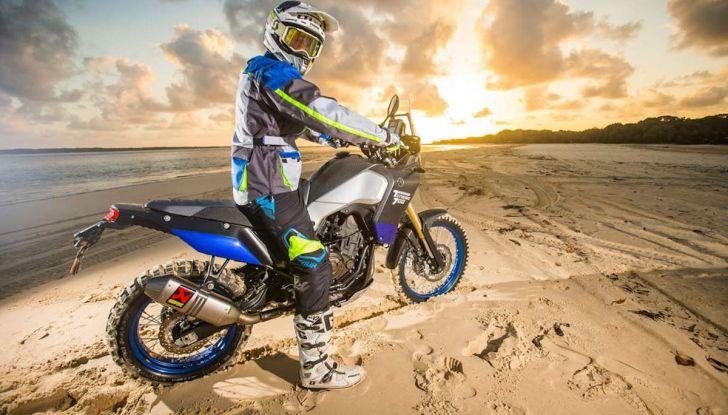 Yamaha Ténéré 700: prezzo aggressivo per conquistare il mercato - Foto 5 di 12