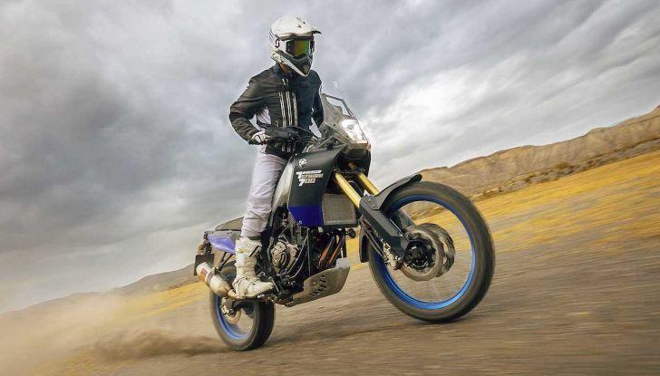 Yamaha Ténéré 700: prezzo aggressivo per conquistare il mercato - Foto 4 di 12